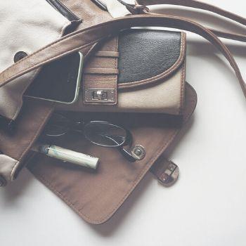 bolsos con bandolera y bolsillos grandes